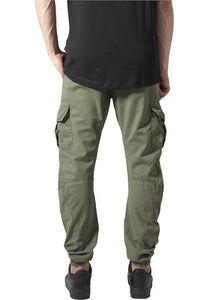 Cargo Jogging Pants - Army
