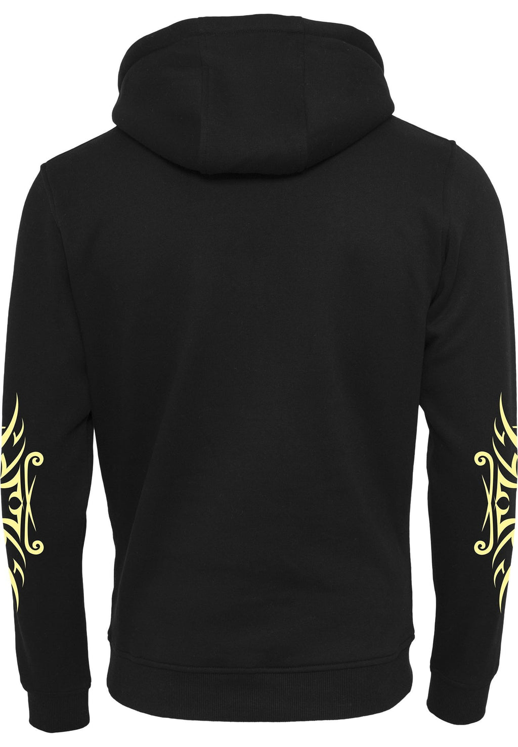 Tribal Hoody - Black