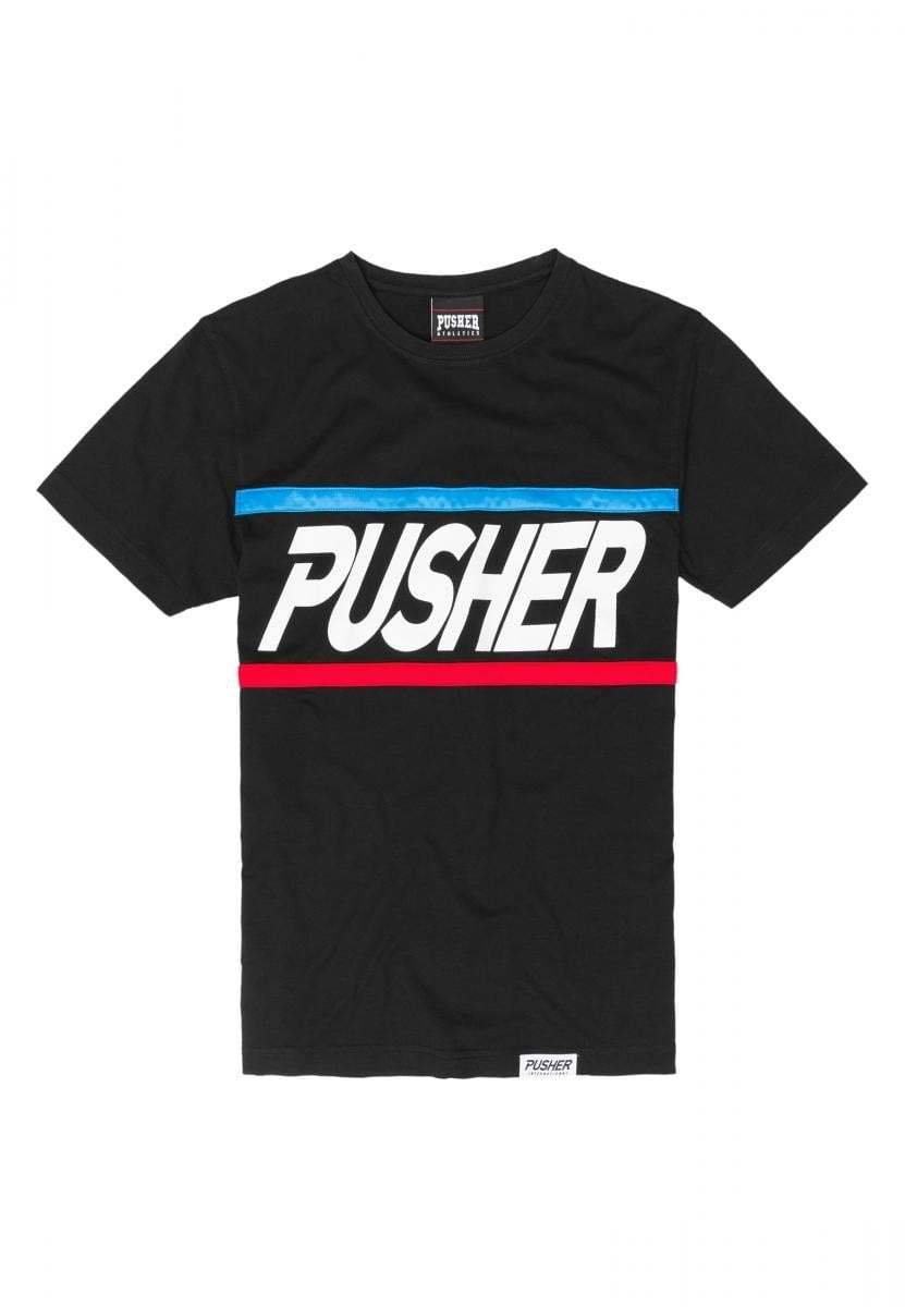 Image of   More power tee - Black