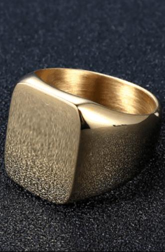 Prime Jewelry - Gold Raw Ring