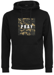 Pray Camo Hoody - Black