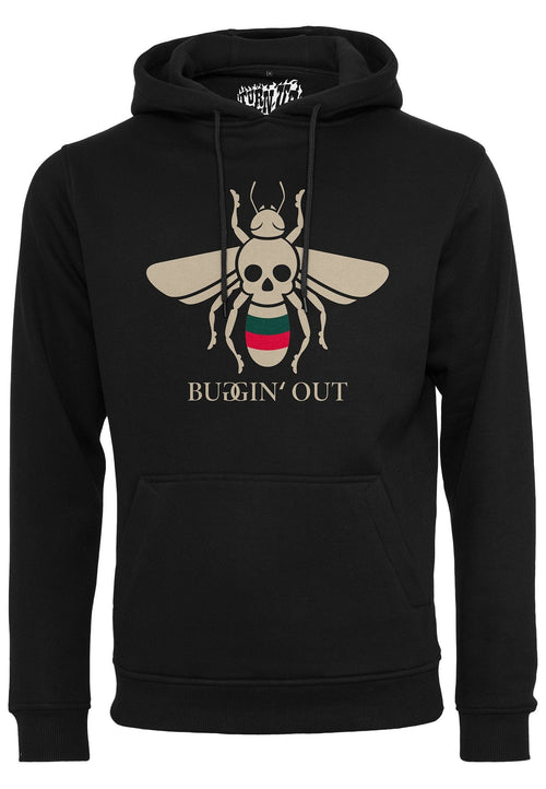 Buggin' Out Hoody - Black