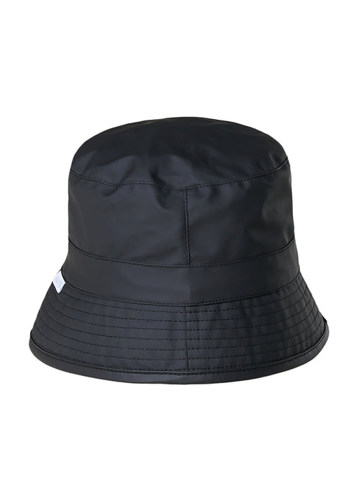 Sort regn hat fra Rains - Bucket Hat