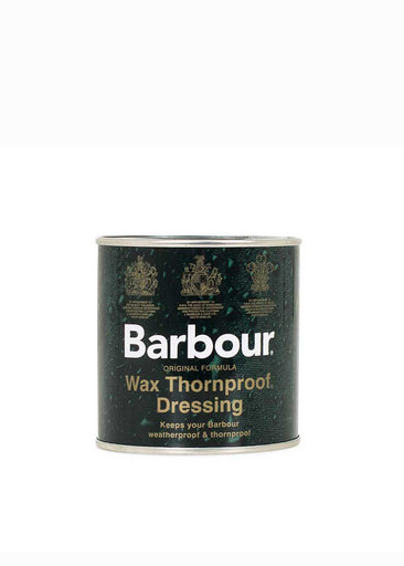 Barbour - Classic Thornproof Wax Dressing - 200ml. - SOLEMARKET