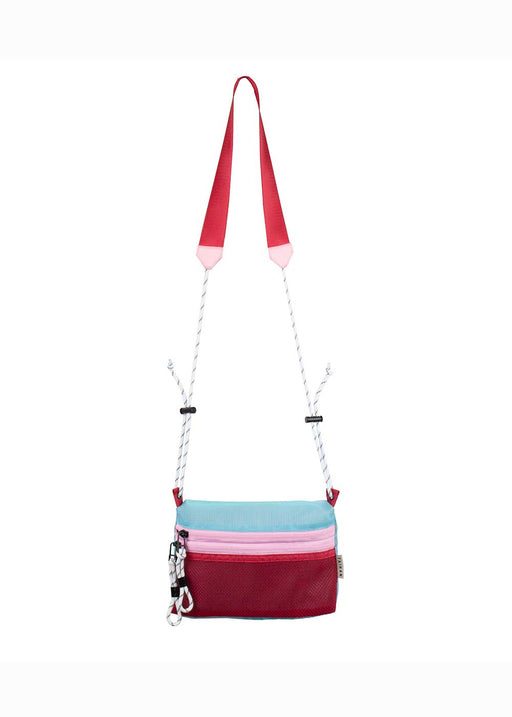 Bordeaux taske i slidstærk nylon - Sacoche small