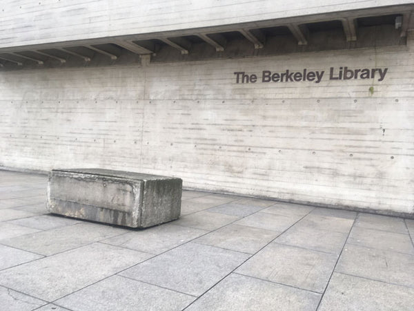 The Empty Plinth at Berkeley Library in Trinity