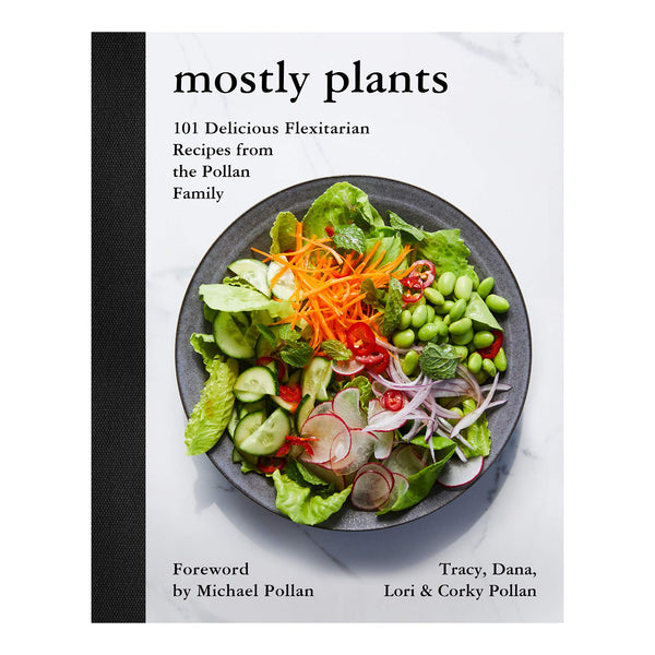 Book in focus: Mostly Plants