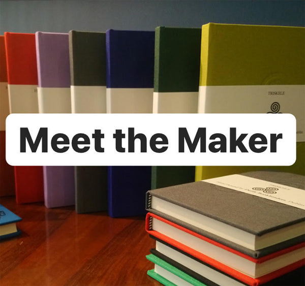 Meet Tom Duffy of Duffy Bookbinders