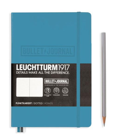 bullet journal notebook by leuchtturm