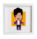 fintan wall framed print