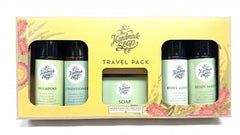 Handmade Soap Travel Pack