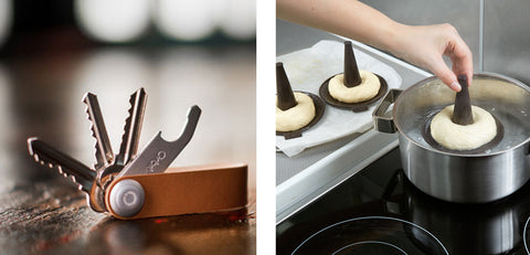 Orbitkey and Bagel Moulds at designist