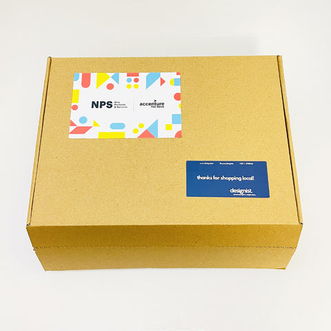 corporate gifting with designist
