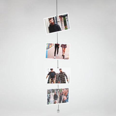 Cable photo holder - designist