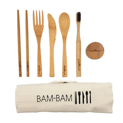 BAM BAM Bamboo Eating Set