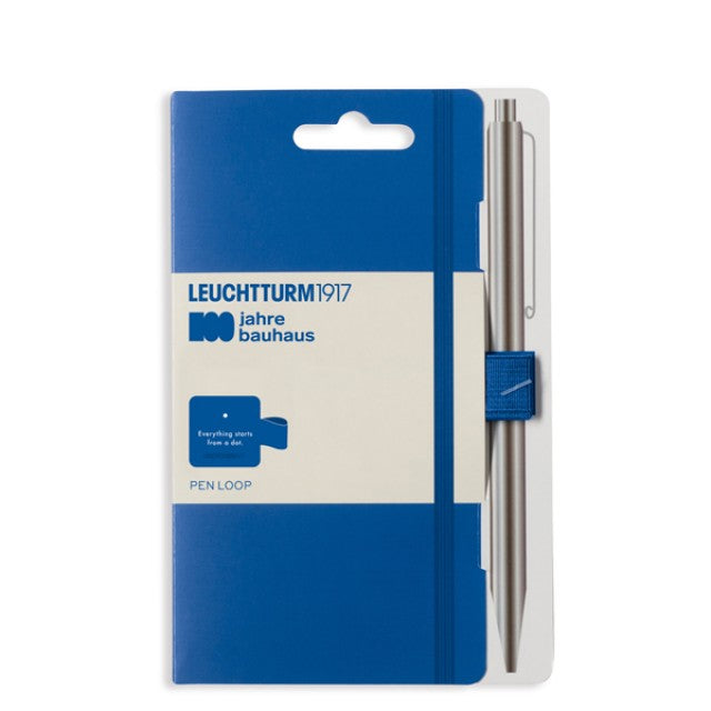 Leuchtturm1917 100 Years Bauhaus - Pen Loops