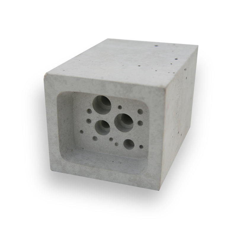Bee Block White