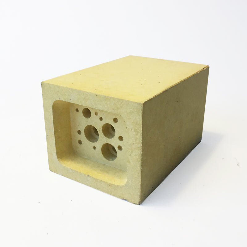 Bee Block Yellow