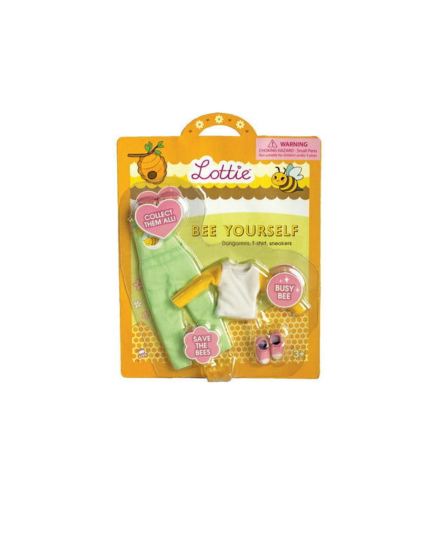 Lottie Doll Accessories - Bee Yourself