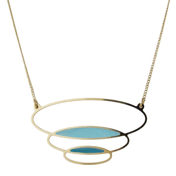 Forbidden Planet - Big Ray Necklace