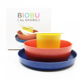 Biobu Bamboo Fibre Dinner Set