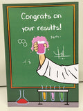 Congrats on your results