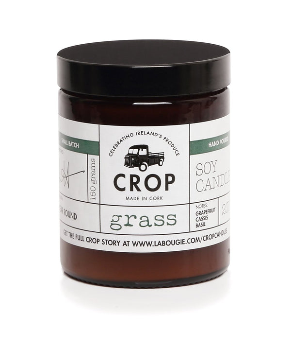 Crop Candle - Grass