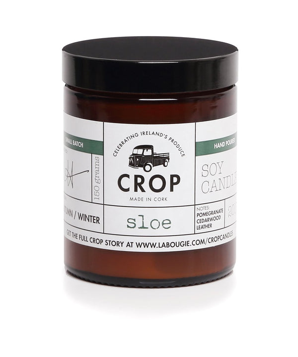Crop Candle - Sloe