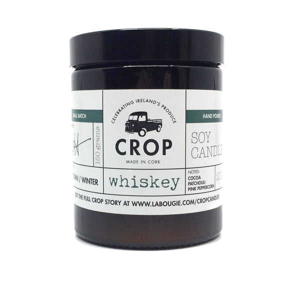 Crop Candle - Whiskey