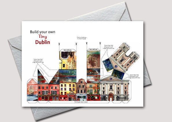 Tiny Dublin Card - designist