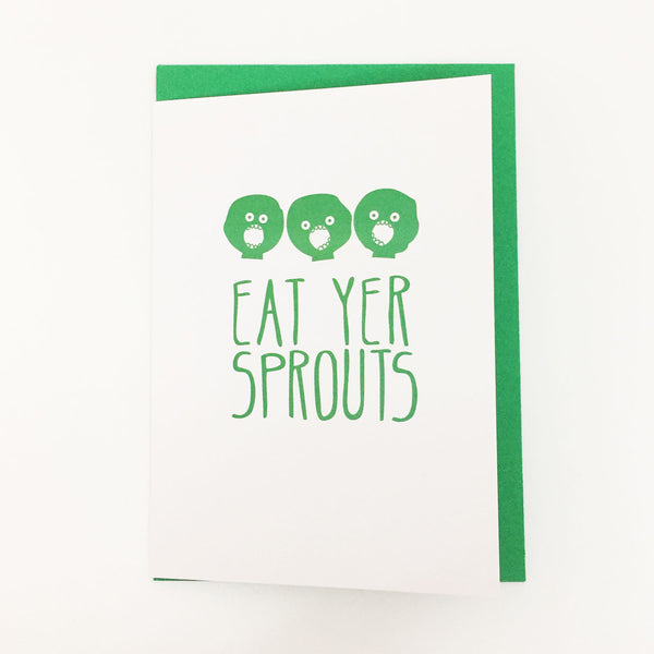 Eat Yer Sprouts