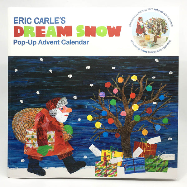 Eric Carle's Pop-Up Advent Calendar