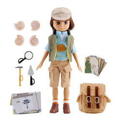 Fossil Hunter Lottie Dolls