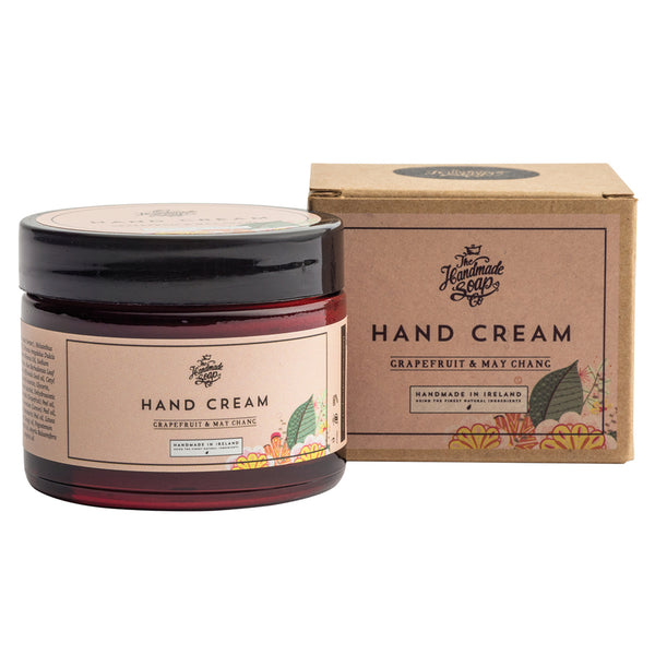 Grapefruit & May Chang Irish Hand Cream