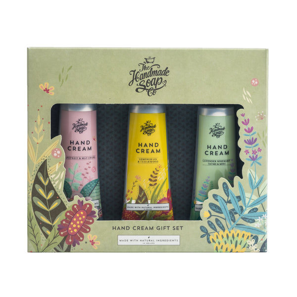 Hand Cream Gift Set by The Handmade Soap Co.