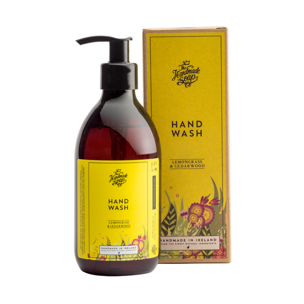 Irish Hand Wash by The Handmade Soap Co.