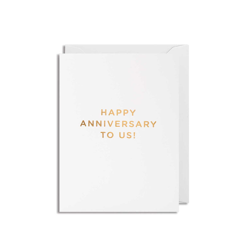 Happy Anniversary To Us: Mini Card