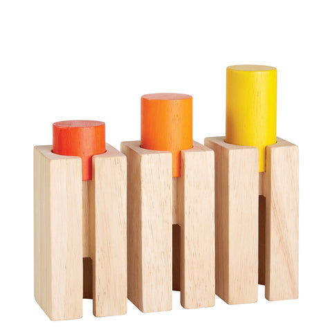 designist height and depth blocks toy