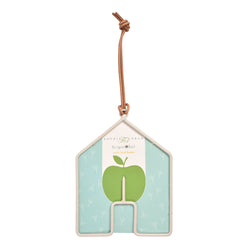 House Apple Bird Feeder