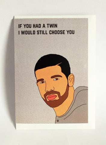 If you had a twin...