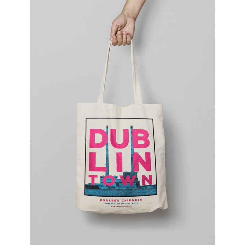 Jando Poolbeg Tower Tote