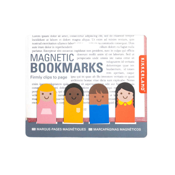 Magentic Bookmark People