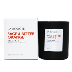 Sage & Bitter Orange - La Bougie Candles
