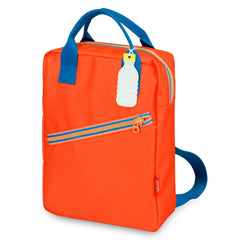 Zipper Backpack Tangerine
