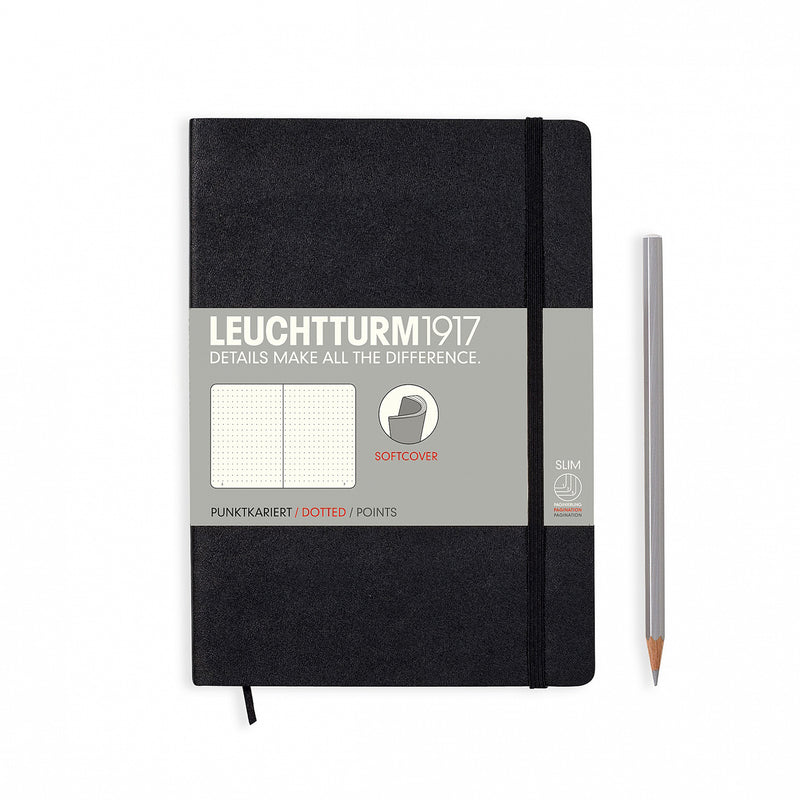 Leuchtturm1917 A5 Soft Cover Notebook