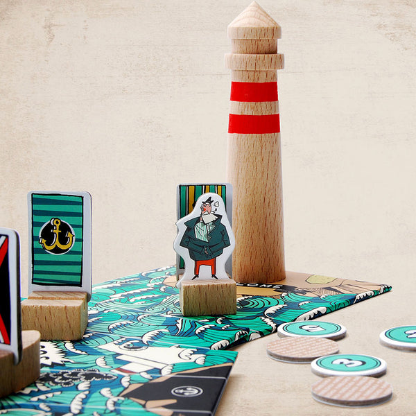 Lighthouse Adventure Board Game