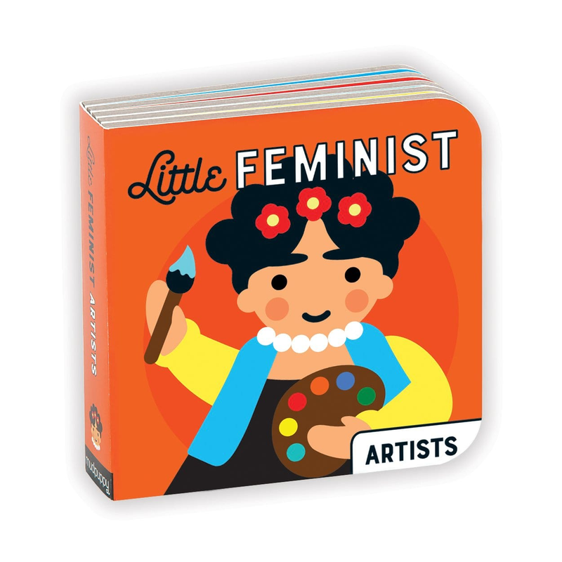 Little Feminist Board Book Collection