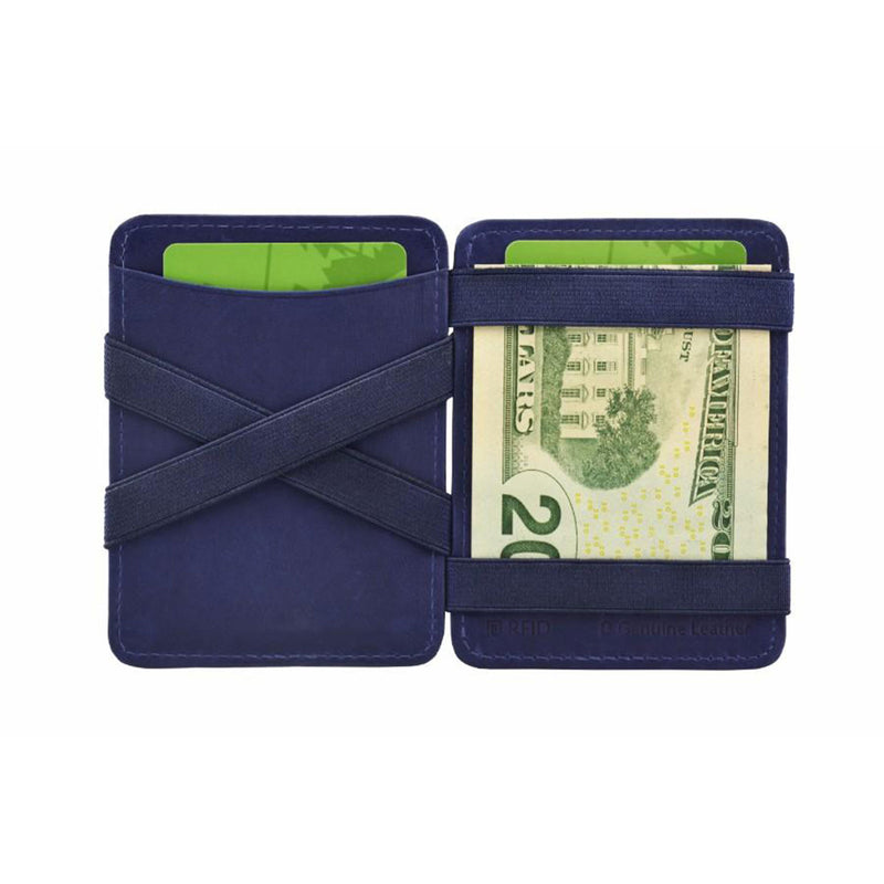 Hunterson Magic Wallet - Blue