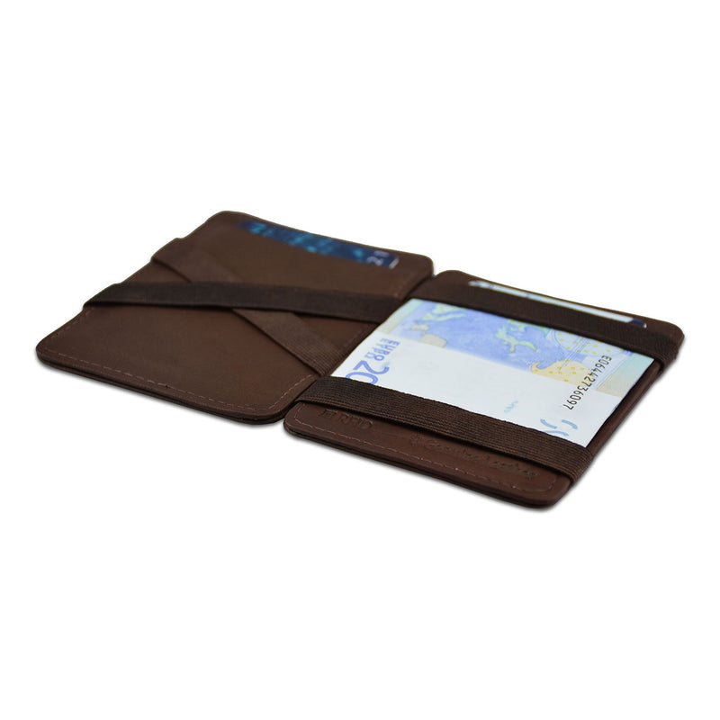 Hunterson Magic Wallet - Brown