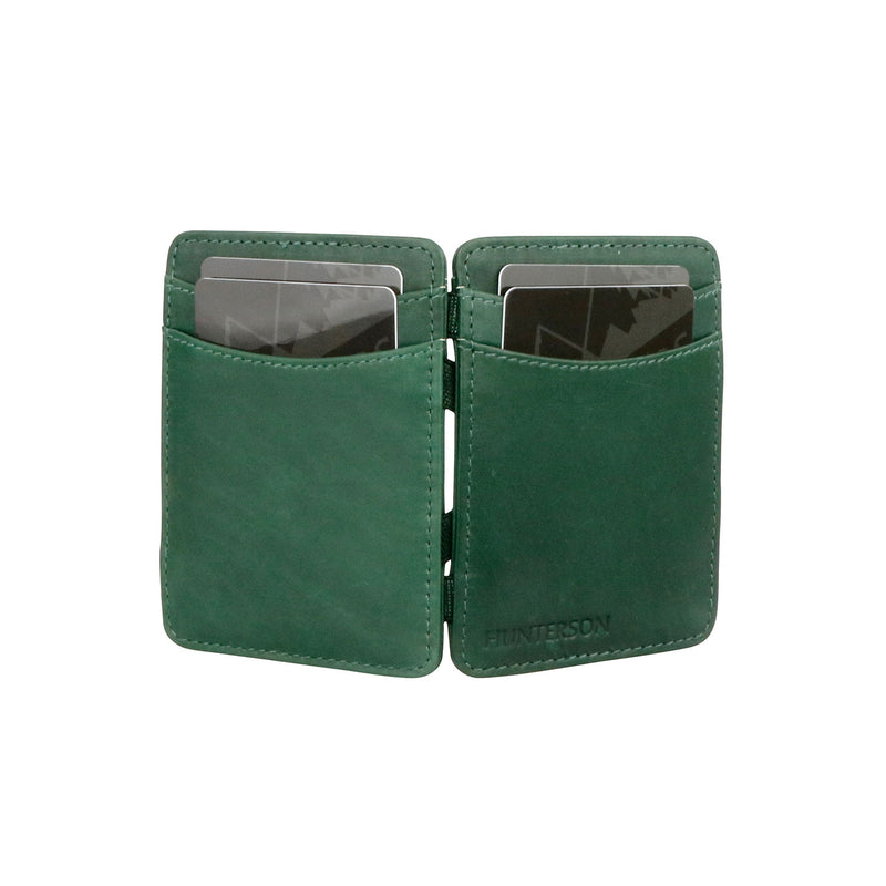 Hunterson Magic Wallet - Green